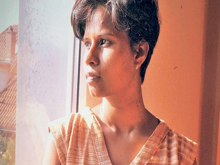 झारखंडची तरुण लेखिका, कवयित्री जसिंता केरकेट्टा. - Divya Marathi