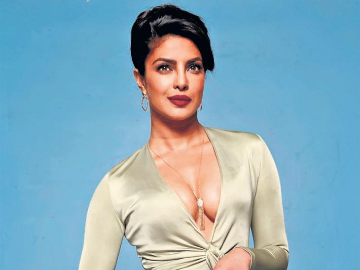 प्रियांका चोप्रा : हॉलीवूडमध्ये व्यावसायिक अभिनेत्री म्हणून स्थिरावणारी पहिली भारतीय चित्रपटसृष्टीची  नायिका. - Divya Marathi