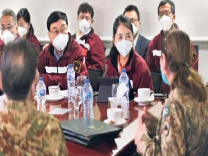 इस्लामाबाद । चीनचे लष्करी वैद्यकीय पथक येथे दोन महिने मुक्कामी राहणार आहे. - Divya Marathi