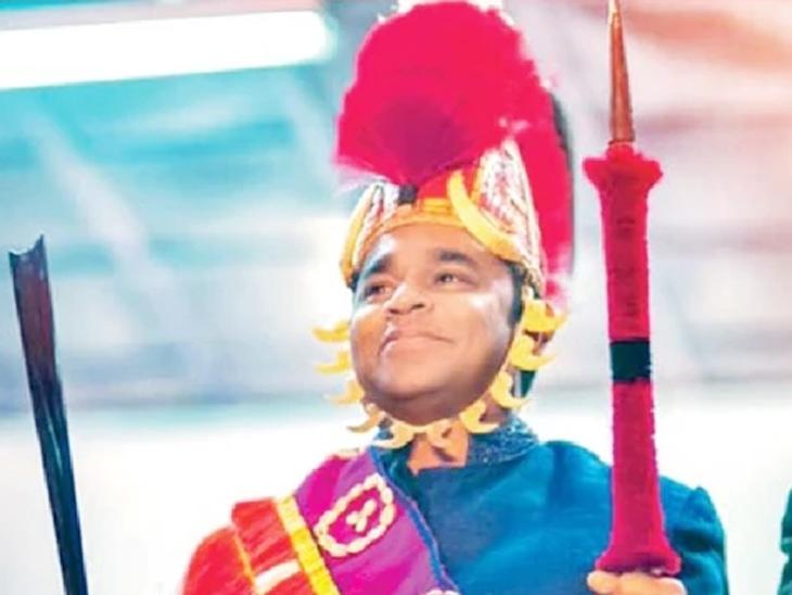 नागालँडमध्ये हॉर्नबिल फेस्टिव्हल-2019 मध्ये रहमान - Divya Marathi