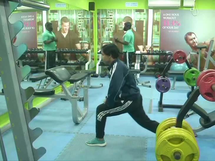तामिळनाडूमध्ये सोमवारपासून जिम उघडण्यात आल्या आहेत. - Divya Marathi