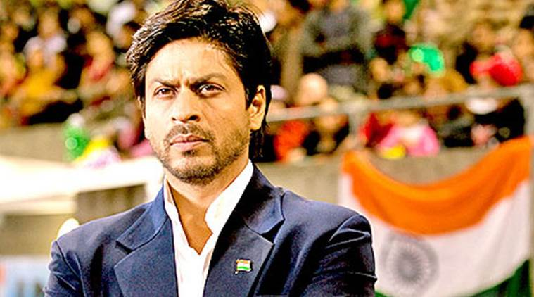 2007 मध्ये आलेल्या 'चक दे इंडिया'मध्ये शाहरुख