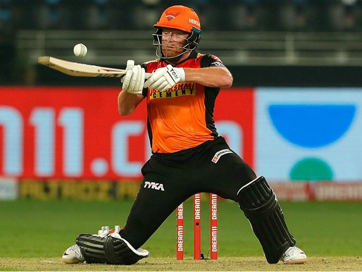 जाॅनी बैयरस्ट्राेने 55 चेंडूत 97 धावा केल्या. यामध्ये 7 चौकार आणि 6 षटकार मारले.