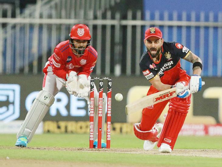 विराट कोहलीचा हा आरसीबीसाठी 200 वा सामना होता. त्याने संघासाठी आयपीएलमध्ये 185 आणि चॅम्पियन्स लीगमध्ये 15 टी-20 सामने खेळले आहेत. सामन्यात कोहलीने 39 चेंडूत 48 धावा केल्या.