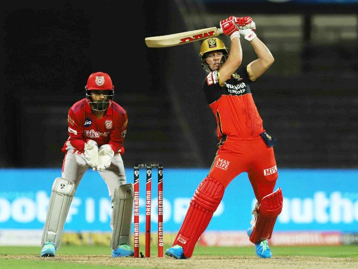 एबी डिव्हिलियर्स 2 धावांवर बाद झाला. त्याच षटकात मोहम्मद शमीने विराट कोहलीला देखी बाद केले. IPL मध्ये 8 व्यांदा कोहली-डिव्हलियर्स एका षटकात बाद झाले. दोघांना पहिल्यांदा 2012 मध्ये जॅक कॅलिसने पव्हेलियनमध्ये पाठविले होते.