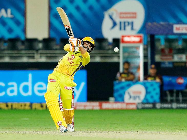 रवींद्र जडेजाने 11 बॉलमध्ये 31 धावांची नाबाद खेळी केली. शेवटच्या बॉलवर षटकार मारून विजयश्री खेचून आणला.