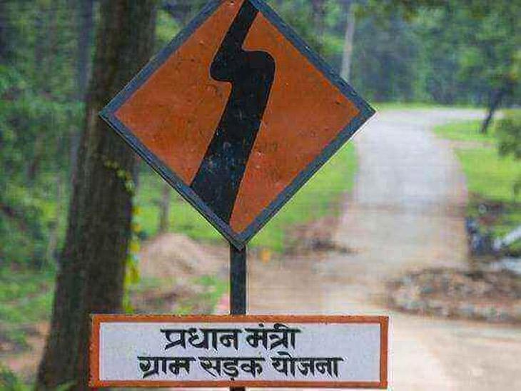 प्रधानमंत्री सडक याेजनेत महाराष्ट्रातील 49% रस्ते एकट्या विदर्भाच्या वाट्याला|जळगाव,Jalgaon - Divya Marathi