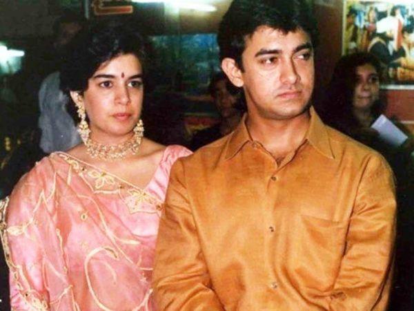 रीना दत्ता आणि आमिरचे पहिले लग्न 16 वर्षे टिकले होते.