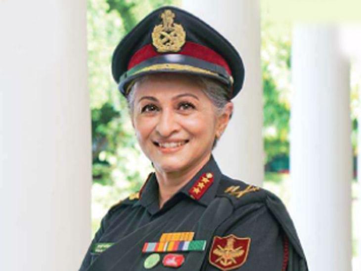 आरोग्य विज्ञान विद्यापीठ कुलगुरुपदी लेफ्टनंट जनरल डॉ. माधुरी कानिटकर|नाशिक,Nashik - Divya Marathi