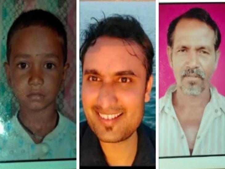 तळोदा बोरद रस्त्यावर दोन दुचाकींची धडक, 10 वर्षीय बालकासह पाच जणांचा जागीच मृत्यू|नंदुरबार,Nandurbar - Divya Marathi