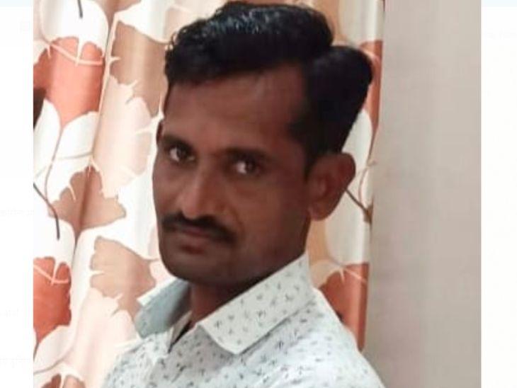 दुबार पेरणी करताना वीज कोसळून शेतकरी जागीच ठार, तर एक गंभीर जखमी; आवार येथील घटना|बुलडाणा,Buldhana - Divya Marathi