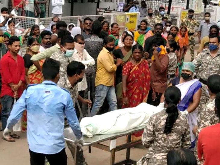 जनरेटरमधील वायू गळतीने घेतला चंद्रपुरात एकाच कुटुंबातील सहा जणांचा जीव; काळाने झोपेतच घातला घाला नागपूर,Nagpur - Divya Marathi