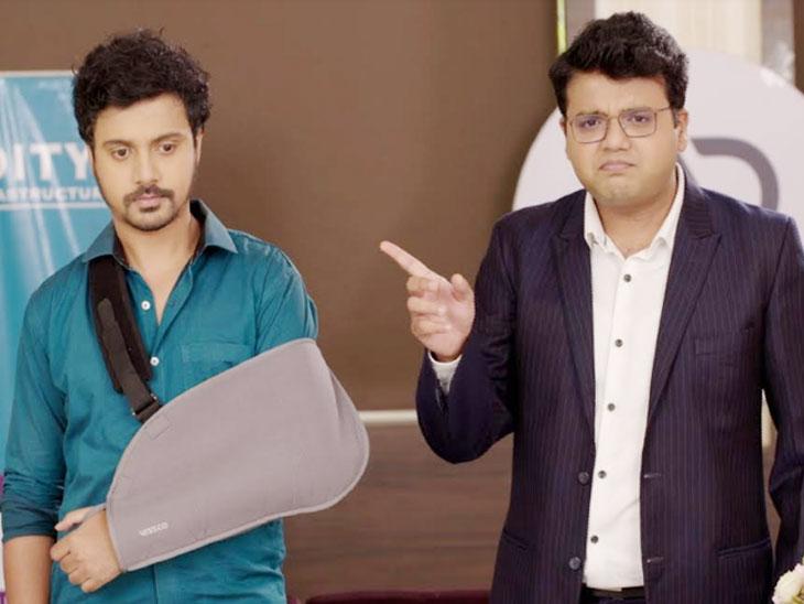 आदित्य देसाई विरूद्ध आदित्य देसाई!, 'माझा होशिल ना' मालिकेला रंजक वळण मराठी सिनेकट्टा,Marathi Cinema - Divya Marathi