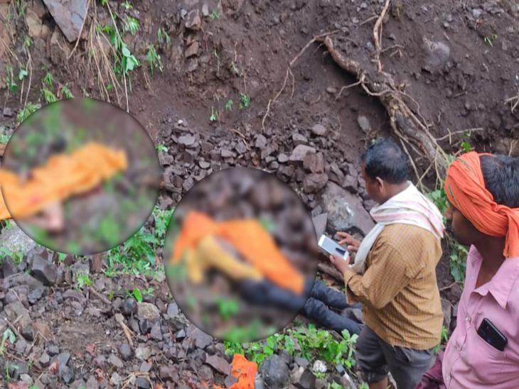 तोरणमाळ सिंदिदिगर रस्त्यावर कार दरीत कोसळली, भीषण अपघातात आठ जणांचा मृत्यू; चार गंभीर जखमी|नंदुरबार,Nandurbar - Divya Marathi