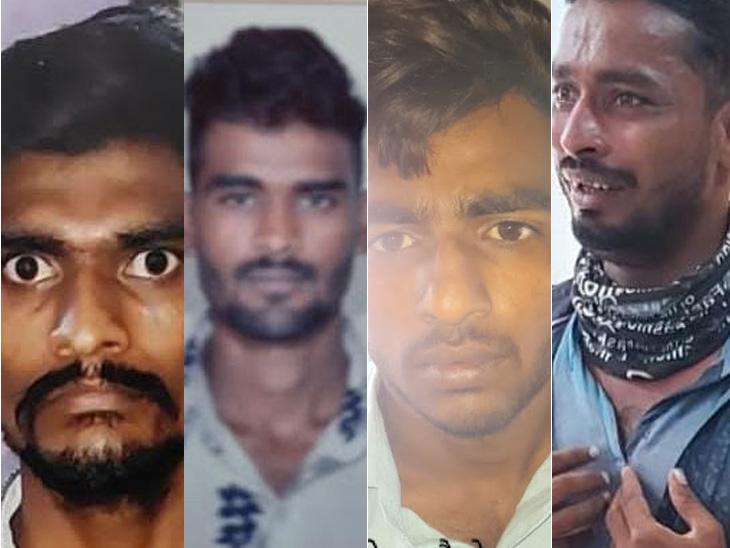 माढातील तुरुंगातून 4 सराईत गुन्हेगार फरार; एकाने केले झटके आल्याचा बनाव, तुरुंगाचे दार उघडताच चौघे झाले पसार सोलापूर,Solapur - Divya Marathi