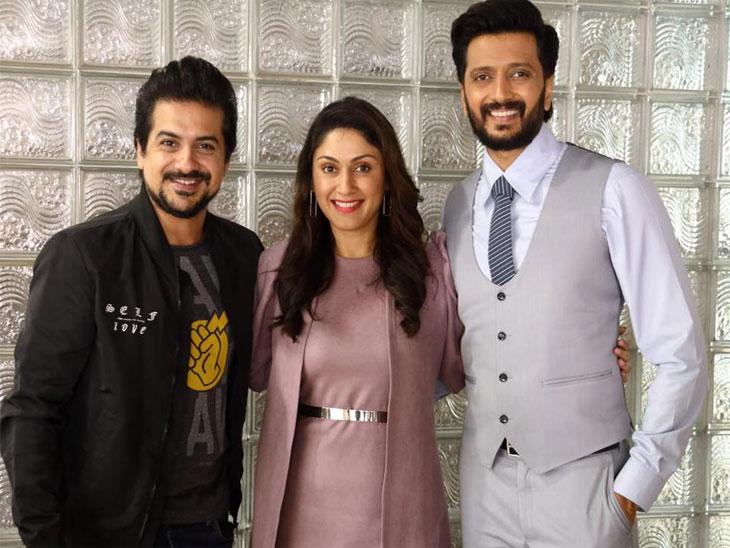 रितेश देशमुख , पुष्कर जोग आणि मंजरी फडणीस 'अदृश्य'साठी एकत्र, चित्रपटाविषयी रितेश म्हणतो... मराठी सिनेकट्टा,Marathi Cinema - Divya Marathi