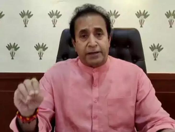 अनिल देशमुख व्हिडीओमध्ये प्रकटले, संदेशात म्हणाले, कोर्टाच्या निकालानंतर ईडीसमोर जाईन नागपूर,Nagpur - Divya Marathi