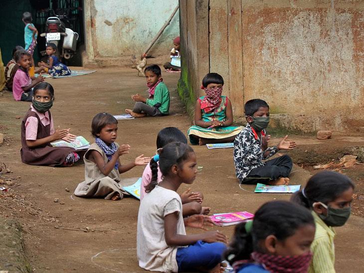 भारतात कोरोनामुळे 14 महिन्यांतच 1.19 लाख मुले अनाथ : द लॅन्सेट|विदेश,International - Divya Marathi