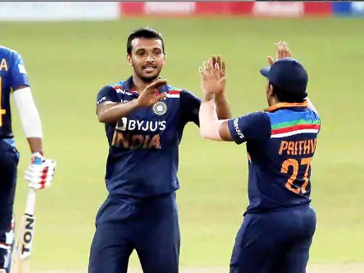 श्रीलंकेने भारताला 3 गडी राखून केले पराभूत; 68 धावांत 7 गडी गमावणे भारतीय संघाला पडले महागात|क्रिकेट,Cricket - Divya Marathi