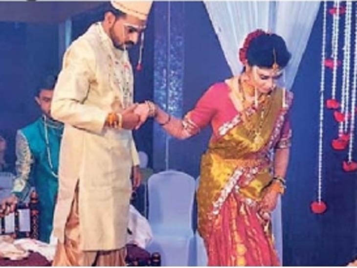 नाशिकमध्ये शुभमंगल सावधान..अन् निकाह कबूल है...हिंदू-मुस्लिम दाेन्ही पद्धतीने विवाह|नाशिक,Nashik - Divya Marathi