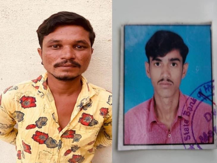 आईसमोर अपशब्द वापरल्याने तरुणाने केली मित्राची हत्या; औरंगाबादच्या संजयनगर परिसरातील धक्कादायक घटना|औरंगाबाद,Aurangabad - Divya Marathi