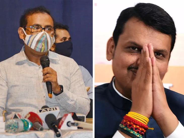 केंद्राकडे जास्त लसींची मागणी करण्यासाठी देवेंद्र फडणवीसांना सोबत घेऊन जाणार; आरोग्य मंत्री राजेश टोपे यांची माहिती|पुणे,Pune - Divya Marathi