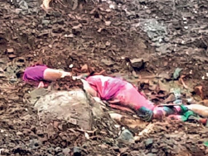 अनेक जागी दरड-भूस्खलन; सह्याद्रीच्या कुशीतील महाडच्या तळियेत 35 घरे ढिगाऱ्यात गडप, 38 मृतदेह हाती|कोल्हापूर,Kolhapur - Divya Marathi