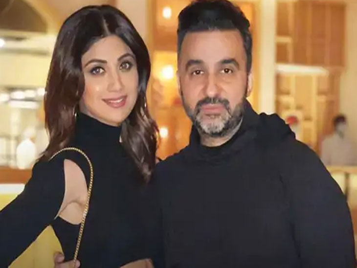 अभिनेत्री म्हणाली - पती निर्दोष, पार्टनरने त्याच्या नावाचा गैरवापर केला; हॉटशॉट अॅपबद्दल काहीच माहित नाही|बॉलिवूड,Bollywood - Divya Marathi