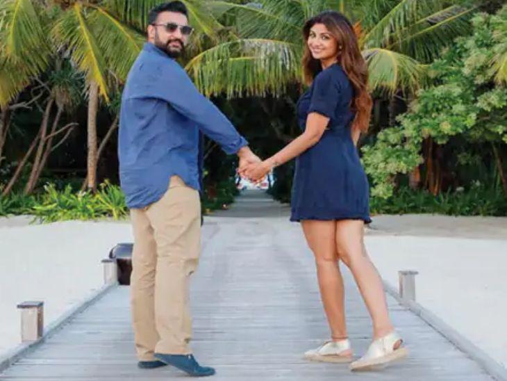 शिल्पा शेट्टी आणि राज कुंद्राच्या जॉइंट अकाउंटमध्ये विदेशातून आला पैसा; आता ईडी मनी लॉन्ड्रिंगचा तपास करेल|बॉलिवूड,Bollywood - Divya Marathi