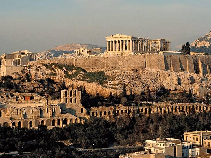 ग्रीसच्या राजधानीत चीफ हीट आॅफिसर नियुक्त, शहर वातावरणानुरूप सुसह्य करण्याचे काम!|विदेश,International - Divya Marathi