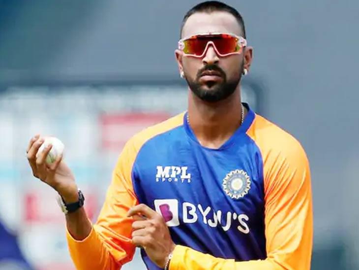 कृणाल पांड्या कोरोना पॉझिटिव्ह आल्याने दुसरा टी-20 सामना स्थगित; इतर सर्व खेळाडू निगेटिव्ह आल्यास उद्या होऊ शकतो सामना|क्रिकेट,Cricket - Divya Marathi