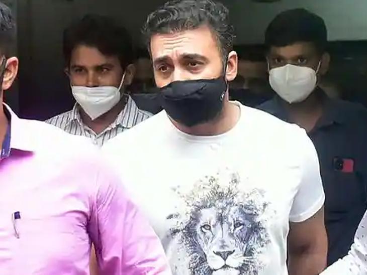 पोर्न प्रकरणात राज कुंद्राला 14 दिवसांची न्यायालयीन कोठडी; कोर्टाने पोलिसांना म्हटले- चौकशी बस, आता नवीन पुरावे गोळा करा|बॉलिवूड,Bollywood - Divya Marathi