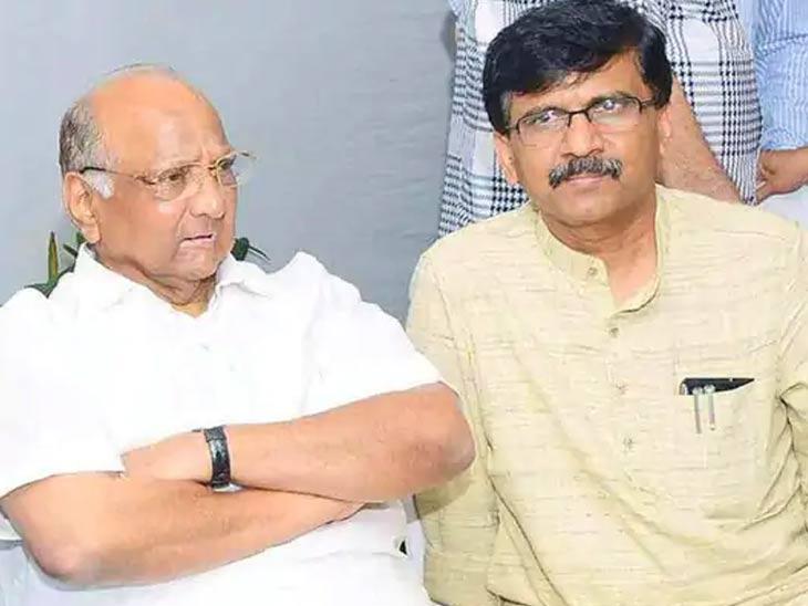 संजय राउत म्हणाले- उद्धव ठाकरेंकडे देशाचे नेतृत्व करण्याची क्षमता; महाराष्ट्रातील कुणी पंतप्रधान झाल्यास मला आनंदच -शरद पवार मुंबई,Mumbai - Divya Marathi