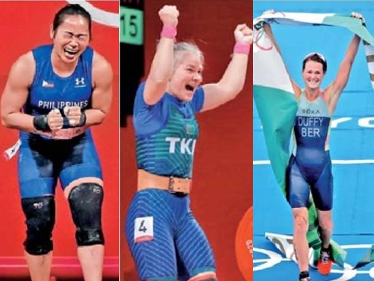 ऑलिम्पिक पात्रतेत महिला खेळाडूंचा सहभाग वाढला; पदके जिंकून देशाला मिळवून देत आहेत सर्वोच्च बहुमान स्पोर्ट्स,Sports - Divya Marathi