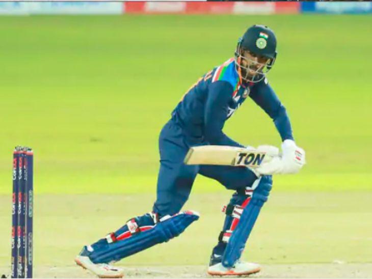 दुसऱ्या टी-20 सामन्यात श्रीलंकेचा भारतावर 4 गड्यांनी विजय; डिसिल्व्हा सामनावीर; तीन सामन्यांच्या मालिकेत 1-1 ने बरोबरी|क्रिकेट,Cricket - Divya Marathi