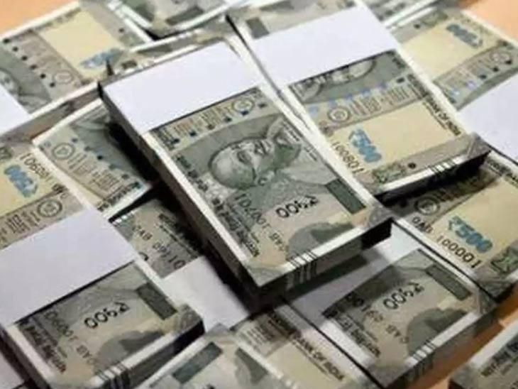 करन्सी नोट प्रेसमधून ५ लाख चोरीस गेलेच नाहीत, बंडलाचे चुकून पंचिंग!; कामाच्या ताणात केले सुपरवायझरने पंचिंग|नाशिक,Nashik - Divya Marathi