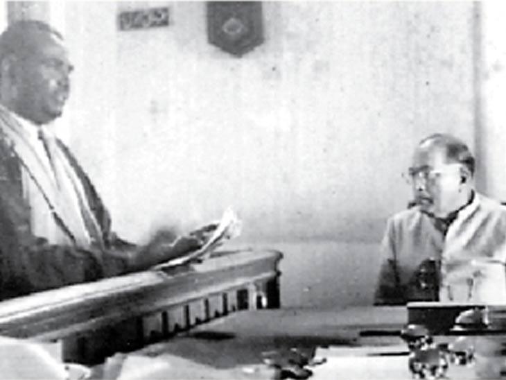 जेव्हा कायदामंत्री डॉ. आंबेडकर औरंगाबादच्या न्यायालयात येऊन बसले...|औरंगाबाद,Aurangabad - Divya Marathi