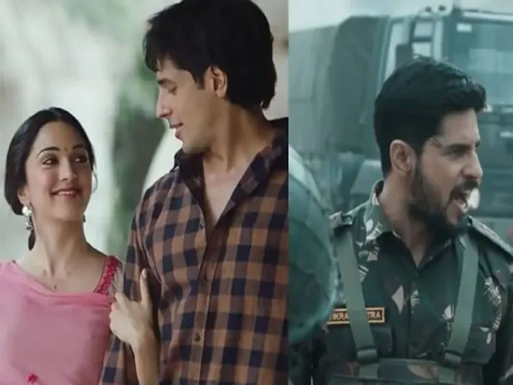 अभिनेता सिद्धार्थ मल्होत्रा म्हणतो - 'कॅप्टन विक्रम बत्रा यांची व्यक्तिरेखा साकारणे मोठी जबाबदारी होती'|बॉलिवूड,Bollywood - Divya Marathi