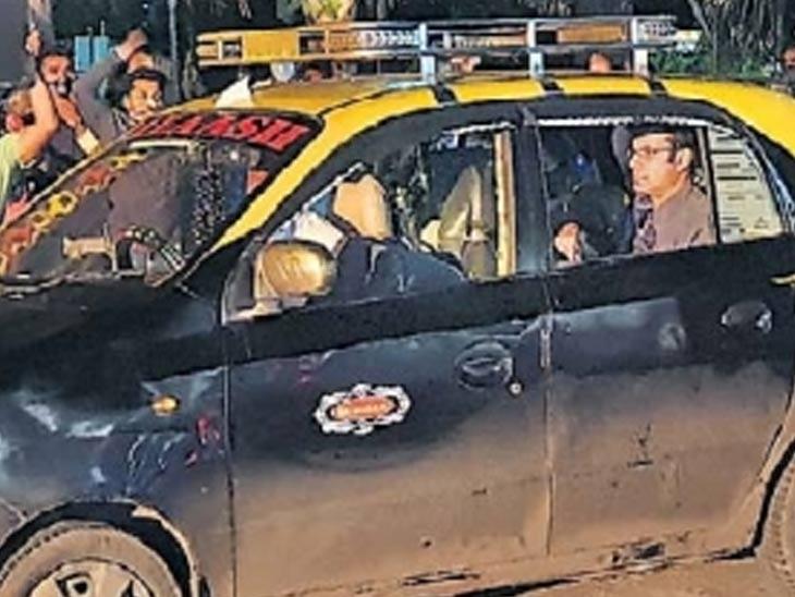 मनोज वाजपेयीच्या दोन मिनिटांच्या दृश्यासाठी विमानतळावर 10 तास शूटिंग; 'डिस्पॅच'च्या चित्रीकरणासाठी दोन दिवस मुक्काम|औरंगाबाद,Aurangabad - Divya Marathi