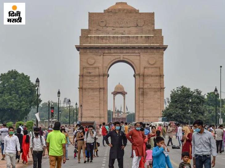 एका दिवसात आढळले 43,159 नवे प्रकरणे, 38,525 बरे तर 640 मृत्यू; सक्रिय प्रकरणात 3,987 ने वाढ देश,National - Divya Marathi