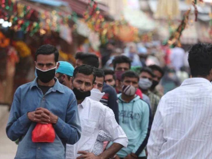 व्हायरसचा डेल्टा व्हेरिएंट कांजण्यांप्रमाणे झपाट्याने पसरू शकतो, लस घेतलेले लोकही संक्रमण पसरवू शकतात देश,National - Divya Marathi