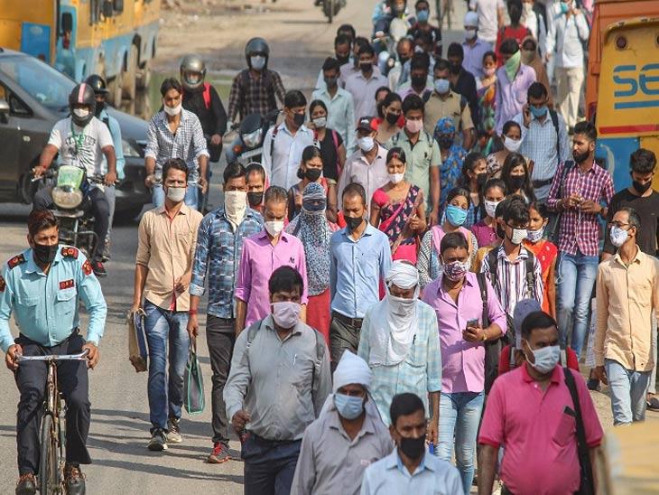 देशातील 51% रुग्ण केरळात; आठवड्यात 2 दिवस लॉकडाऊन; केरळात वाढते रुग्ण पाहता केंद्र सरकारने पाठवले विशेष पथक देश,National - Divya Marathi