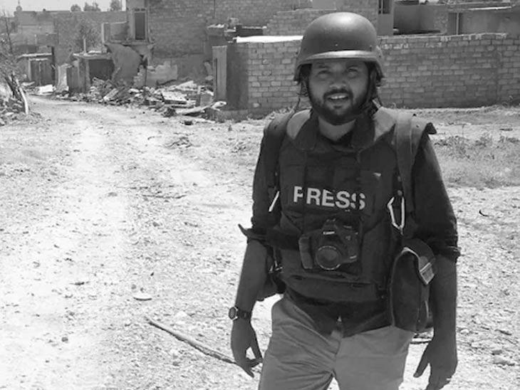भारतीय फोटो पत्रकार दानिश सिद्दीकी यांना तालिबान्यांनी जिवंत पकडले होते, ओळख पटताच केली निर्घृण हत्या विदेश,International - Divya Marathi