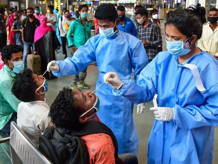 एका दिवसात आढळले 44,667 नवे रुग्ण, 42,107 बरे झाले; केरळमध्ये सलग तिसऱ्या 50 टक्के नवीन प्रकरणे देश,National - Divya Marathi