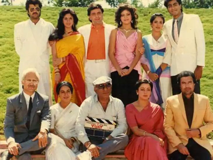 अनुपम खेर यांनी वयाच्या 33 व्या वर्षी 7 वर्षे मोठ्या हेमा मालिनीच्या वडिलांची साकारली होती भूमिका, एकेकाळी ऑटोग्राफ मिळवण्यासाठी अनेक तास केली होती प्रतिक्षा|बॉलिवूड,Bollywood - Divya Marathi