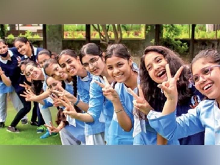 70 हजारपेक्षा अधिक मुलांना प्रथमच 95% पेक्षा जास्त गुण, विनापरीक्षा 99.37% मुले उत्तीर्ण|नाशिक,Nashik - Divya Marathi
