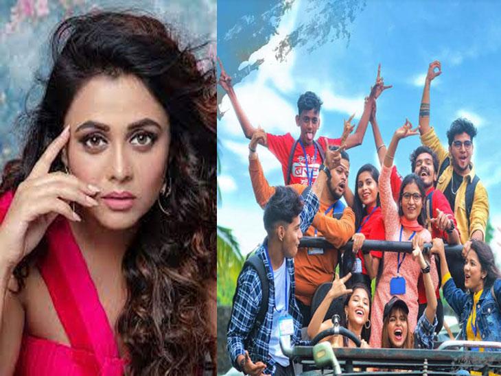 प्रार्थना बेहेरेने फ्रेंडशिप डेच्या निमित्ताने लाँच केले 'आपली यारी' गाणे, अवघ्या 12 तासांत 1 मिलियन व्ह्युज मिळालेले ठरले पहिले मराठी गाणे|मराठी सिनेकट्टा,Marathi Cinema - Divya Marathi