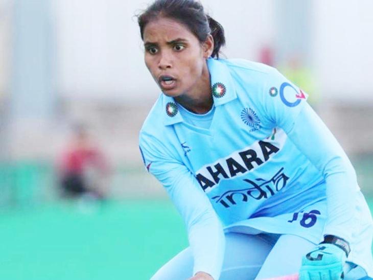 हॉकी ऑलिम्पिक गाजवणाऱ्या वंदना आधी होत्या खो-खो प्लेअर! धावण्याच्या चांगल्या स्पीडमुळे केली हॉकीची निवड! 3 महिन्यांपूर्वीच झाले वडिलांचे निधन स्पोर्ट्स,Sports - Divya Marathi