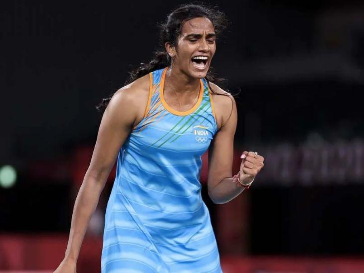सलग 2 ऑलिम्पिकमध्ये मेडल जिंकणारी पहिली भारतीय महिला खेळाडू, सुशील कुमारच्या विक्रमाची केली बरोबरी स्पोर्ट्स,Sports - Divya Marathi