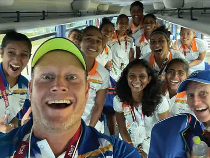 ऑस्ट्रेलिया संघ किती मजबूत हा विचार डोक्यातून काढा, फक्त हा विचार करा की तुम्ही काय करू शकता? मॅचपूर्वी कोचचे शब्द स्पोर्ट्स,Sports - Divya Marathi